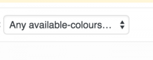 """Any available colours"" instead of a set color: yellow. This is how you spot a ""merge-import""."